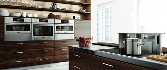 Bosch Benchmark Luxury Kitchen Appliance